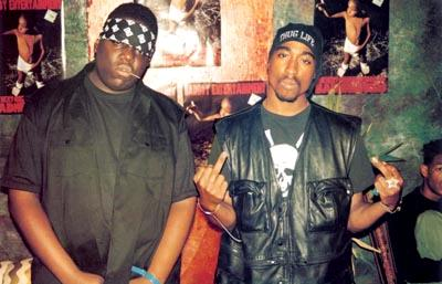 Biggie Amp Tupac Comic Book And Movie Reviews