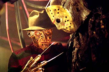 Freddy Jason Jason Freddy vs